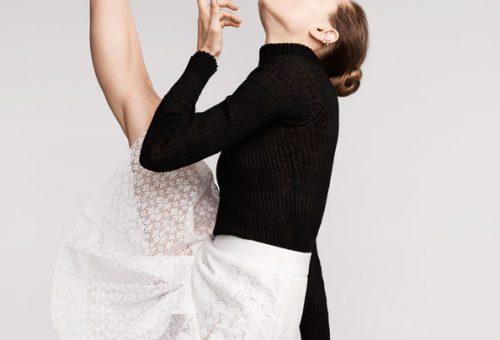 Nagyon pörgős a Chanel kézkrémreklámja