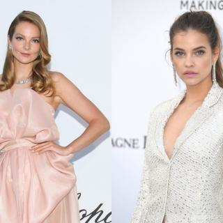 Palvin Barbi és Mihalik Enikő is káprázatosan szexi outfitben jelent meg Cannes-ban