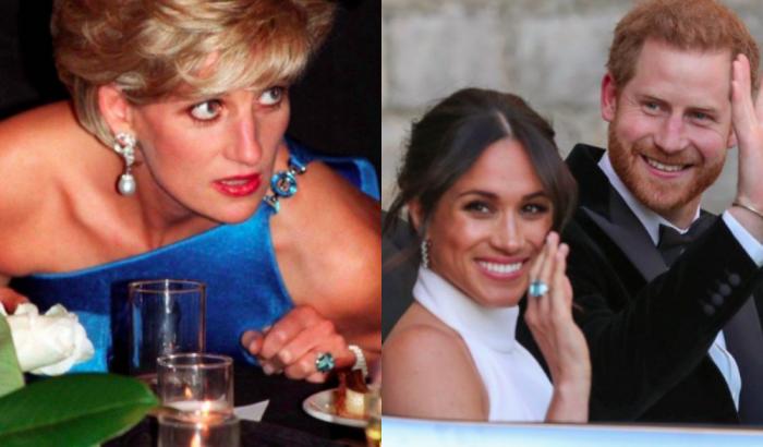 Meghan és Harry méltó módon idézte meg Diana szellemét az esküvőn