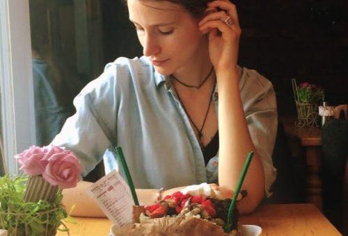 Mit esznek a modellek? – Szepesi Melinda