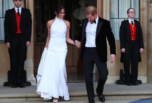Már te is megveheted Meghan Markle esküvői ruháját