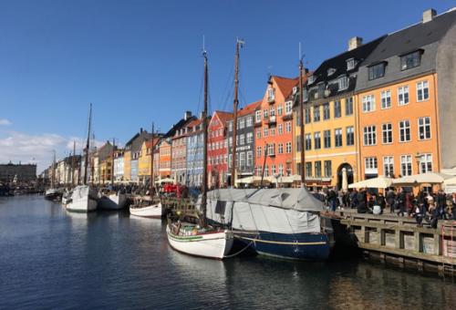 Egy napom… Koppenhágában