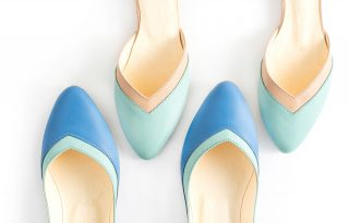 Tengerparti hangulatba hoznak a magyar tervező cipői
