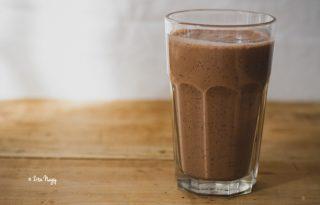 Csokoládés energiabomba turmix – vegán és gluténmentes