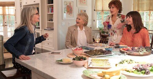 A Szürke 50 árnyalata megváltoztatja Diane Keaton életét