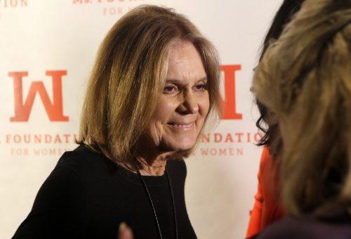 Gloria Steinem: Még sosem láttam ennyi aktivizmust