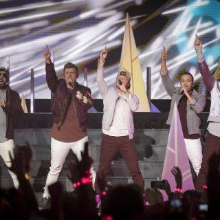 Új számmal jelentkezett a Backstreet Boys!