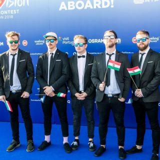 21. lett az AWS az Eurovíziós Dalfesztivál döntőjében