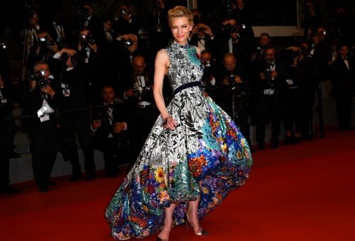 Cate Blanchett Cannes-i outfitjeitől leesik az állunk