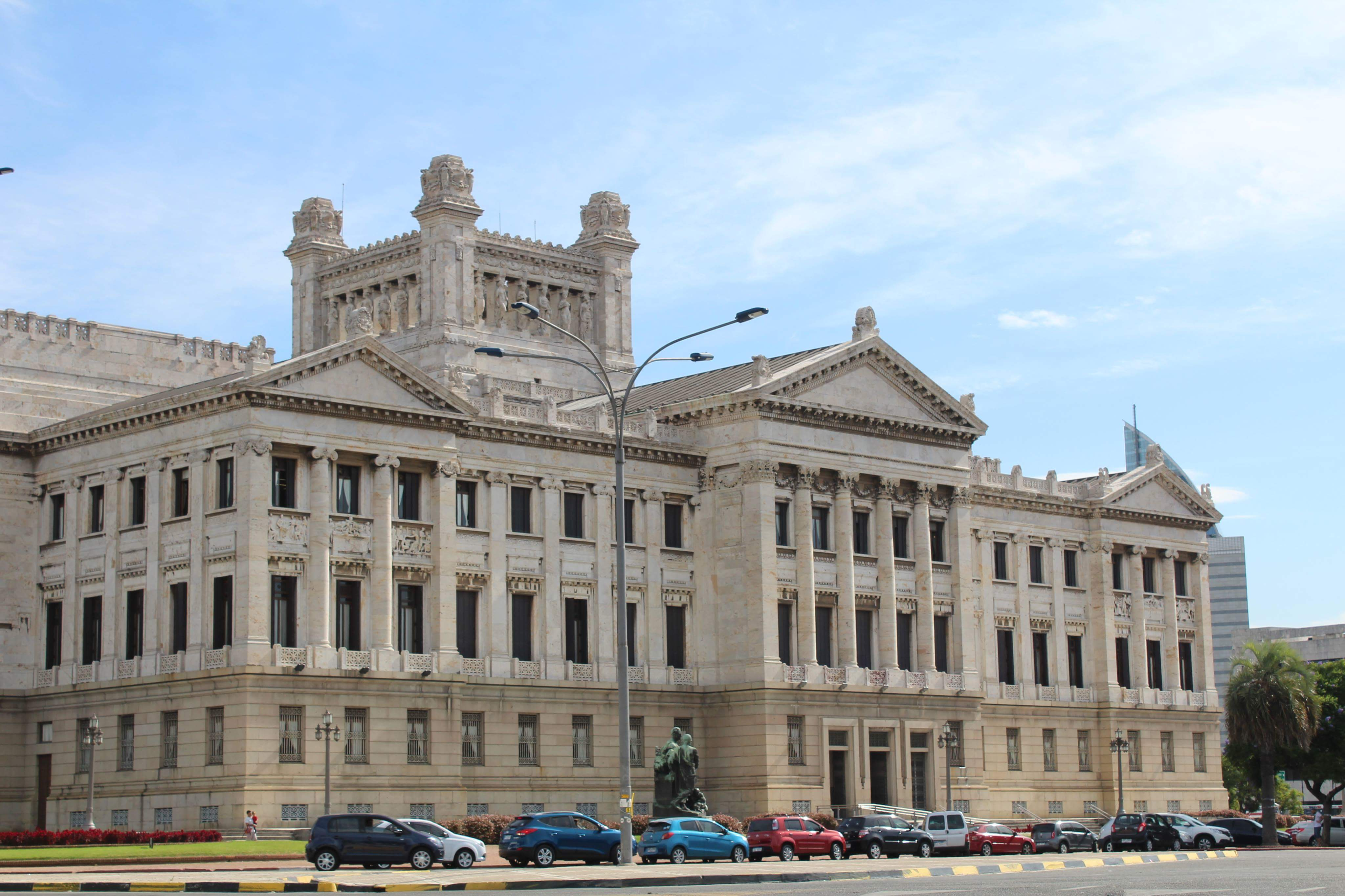 8. kép: Palacio Legislativo