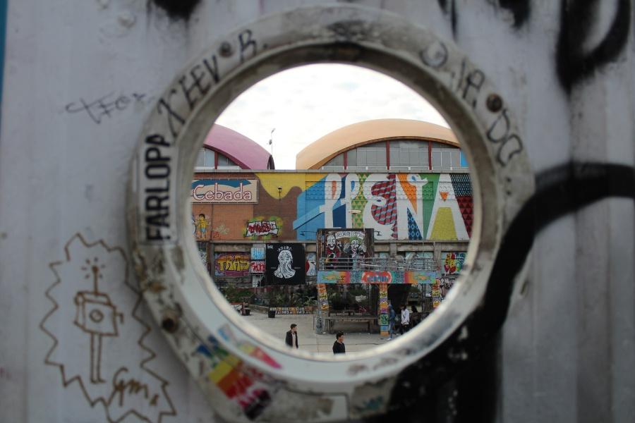 5. kép: Madridi La Latina negyed