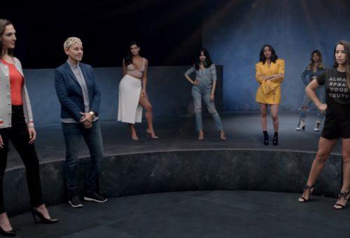 Az összes híres nőt összeszedték a Maroon 5 új klipjéhez
