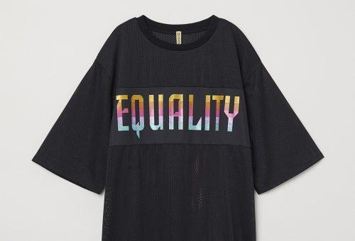 """Új H&M """"Love For All"""" kollekció az egyenlőségért"""