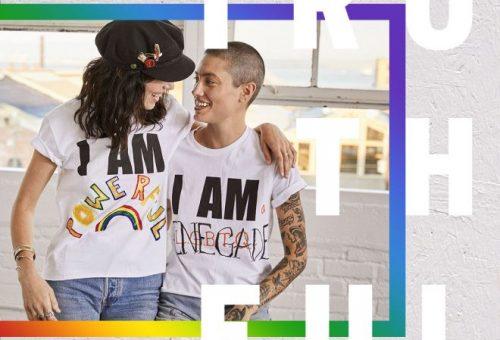 Ultradögös lett a Levis's Pride kollekciója