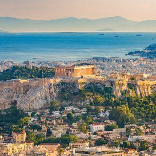 Egy napom… Athénban