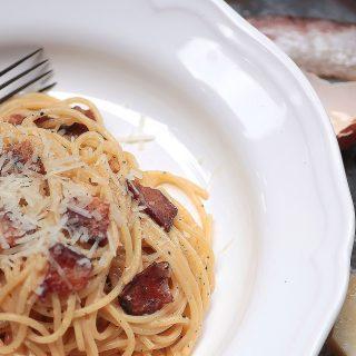 Spagetti carbonara, ahogy az olaszok készítik!