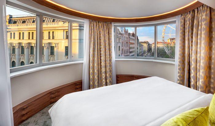 Varázslatos új lakosztályok a luxushotelben
