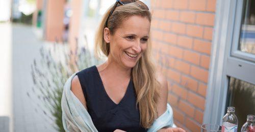 A munkám a szenvedélyem: Ferdinándy Nóra, a Hospice Alapítvány gyógytornásza