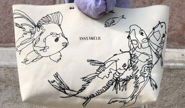 Grafikus és színpompás nyári táskák az Anna Amélie márkától