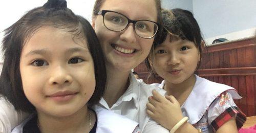 Hétköznapi hősök: Bagi Alexandra önkéntes angoltanár