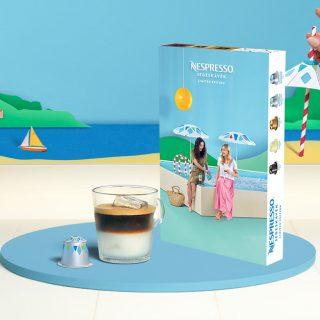 Olaszország inspirálta kávékapszulából készülnek a nyár kedvenc jegeskávéi