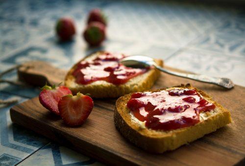 Balzsamos eper, paradicsomchutney és a nagyi titkos receptje