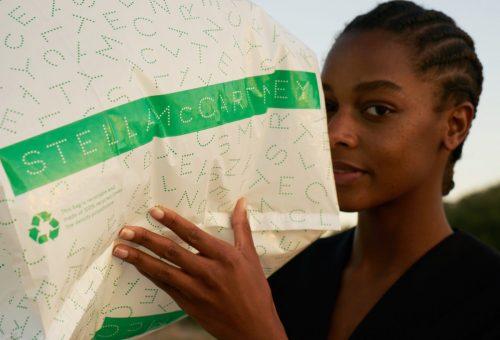 ÖKO: Stella McCartney dizájner szemeteszsákokkal árasztotta el a világot