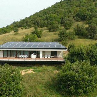 40 nap alatt felépül a magyar önfenntartó ház