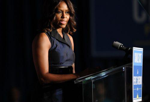 Michelle Obama elárulta a legfontosabb szülői elvét