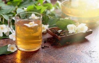 Égess zsírt zöld teával