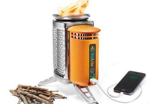 Mobilt tölt és vizet forral, mi az? Mini grill