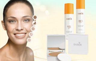 Intenzív napvédelem anti-aging hatással!