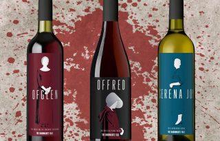Kiakadtak a nők A szolgálólány meséje ihlette borokon