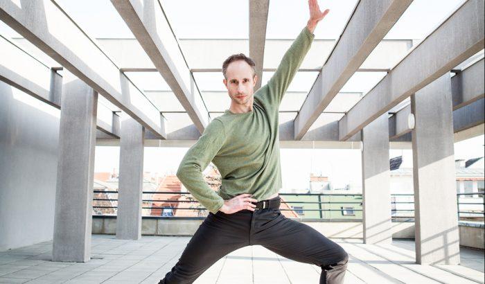 """Oláh Zoltán: """"A balett jól tudja irányítani a belső erőket"""""""