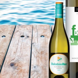 Milyen bort igyunk a Balatonon?