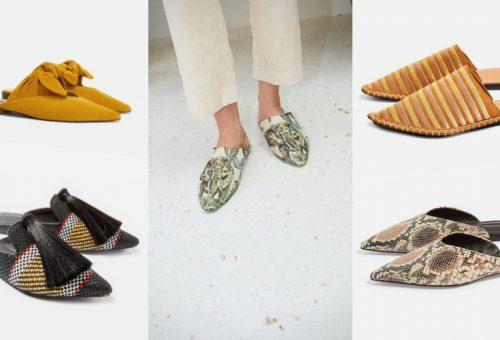 Szezon kedvence: marokkói papucs, azaz a babouche