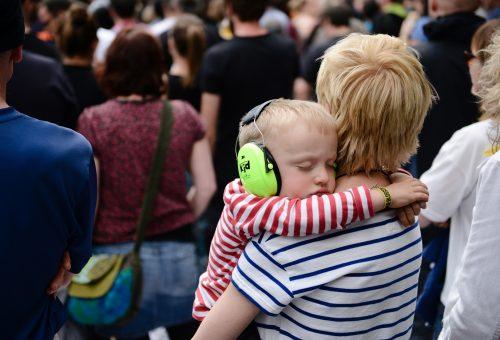 Így fesztiválozz gyerekkel – 5 fontos szabály