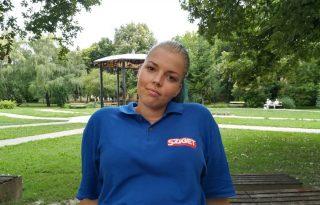 Hétköznapi hősök: Köller Veronika, Helper önkéntes