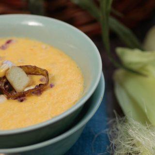 Kukoricagazpacho, a legmenőbb nyári leves