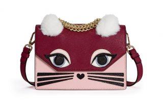 Lagerfeld kedvence, Choupette inspirálta táska