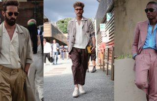 Imádjuk a milánói férfiak stílusát