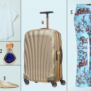 Utazz el és öltözz a bőröndödhöz