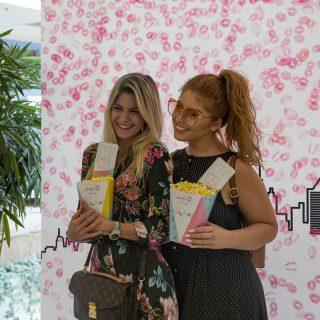 Ocean's 8 és fotófal a szépségmárka első élő klubnapján