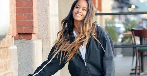 Obama nagyobbik lánya Párizsban randizott