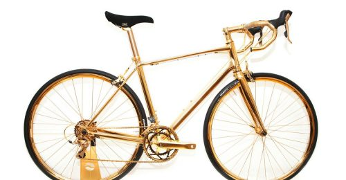 Arany bicikli – az idei must have
