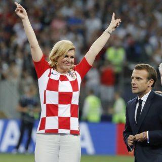 5 tény a horvát elnökasszonyról, Kolinda Grabar-Kitarović-ról