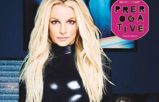 Britney fekete latexben domborít új parfümjének promóképén