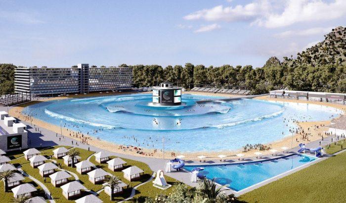 A világ legnagyobb mesterséges hullámai