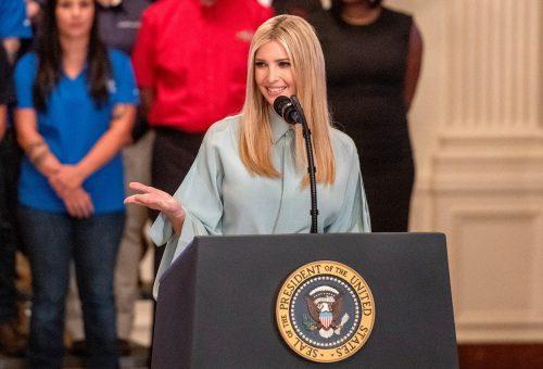 Befellegzett Ivanka Trump divatmárkájának