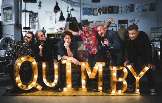 A Quimby új dallal és balatoni fellépéssel indítja a nyarat
